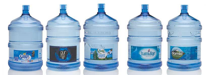 Şişelenmiş Su