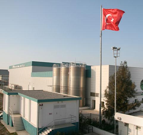 İzmir Tesisi